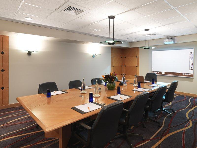 Crowne Plaza Hotel Auckland Sala de conferencias