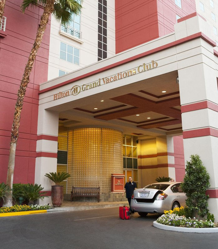 Hilton Grand Vacations Club at the Flamingo - Las Vegas Set udefra