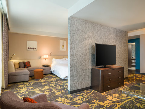 The Westin Cleveland Downtown - Junior Suite