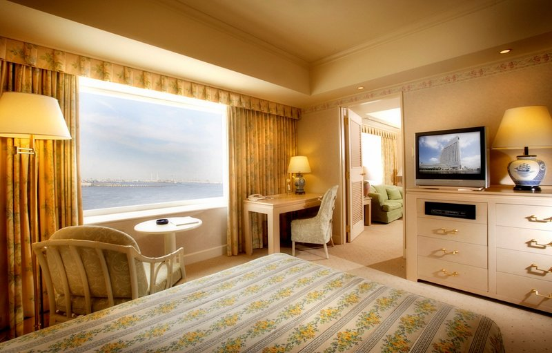 InterContinental Yokohama Grand IC Vista della camera