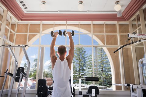 Crowne Plaza TERRIGAL - Fitness Center