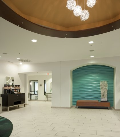 SpringHill Suites Grand Rapids North - Lobby Reception Area