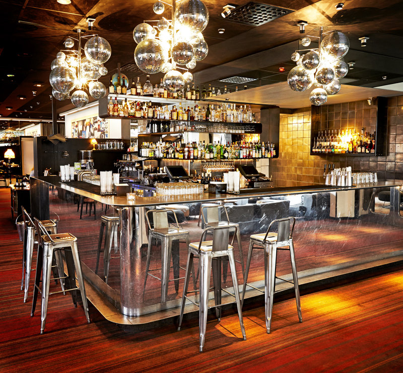 Scandic Malmen Stockholm Bar/lounge