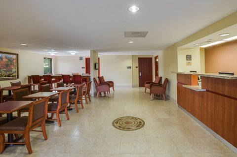 BEST WESTERN Fort Lauderdale Airport/Cruise Port - Lobby