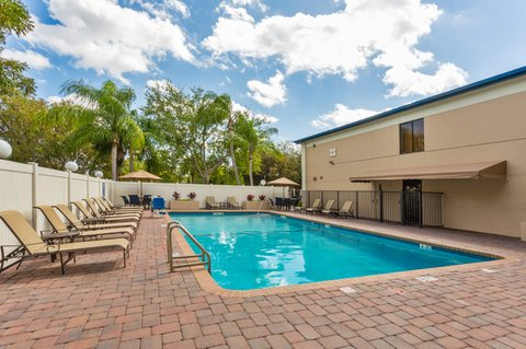 BEST WESTERN Fort Lauderdale Airport/Cruise Port - Pool