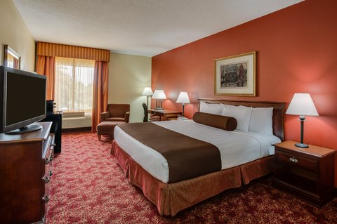 BEST WESTERN Fort Lauderdale Airport/Cruise Port - King Guest Room