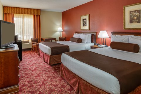 BEST WESTERN Fort Lauderdale Airport/Cruise Port - Queen Guest Room