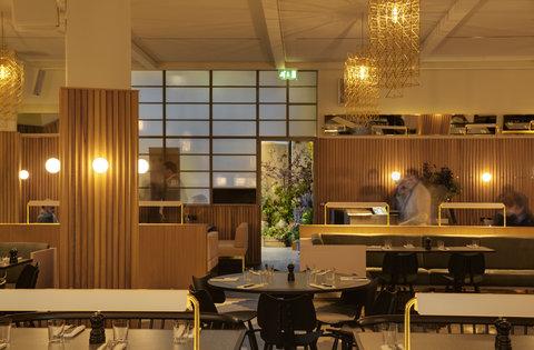 Ace London - Hoi Polloi - Ace Hotel London Restaurant