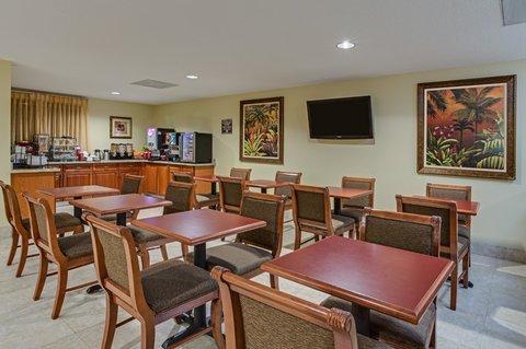 BEST WESTERN Fort Lauderdale Airport/Cruise Port - Breakfast Area