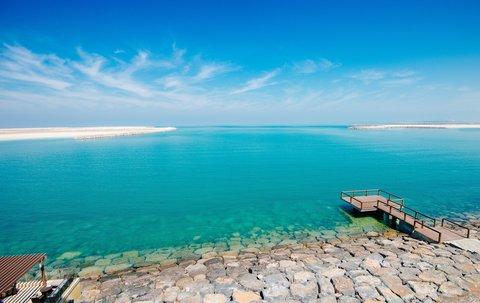 منتجع وسبا جزيرة المرجان - Beach