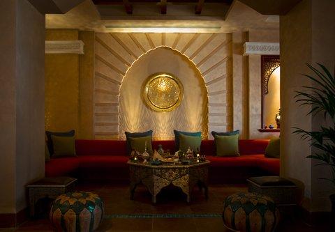 منتجع وسبا جزيرة المرجان - Casa Maghrib Restaurant