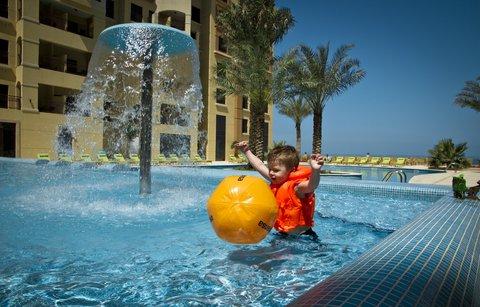 منتجع وسبا جزيرة المرجان - Children Pool