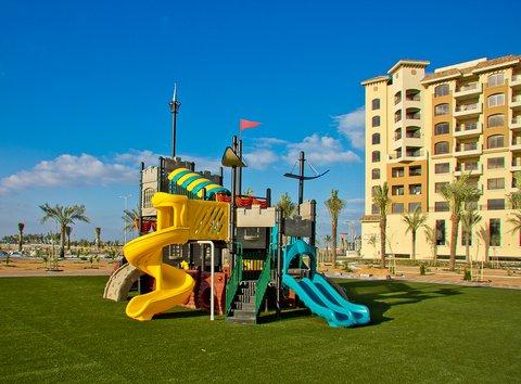 منتجع وسبا جزيرة المرجان - Outdoor Playground