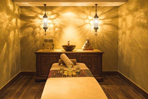 منتجع وسبا جزيرة المرجان - Lamar Spa Massage Room