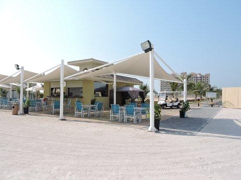 منتجع وسبا جزيرة المرجان - Turtle Beach