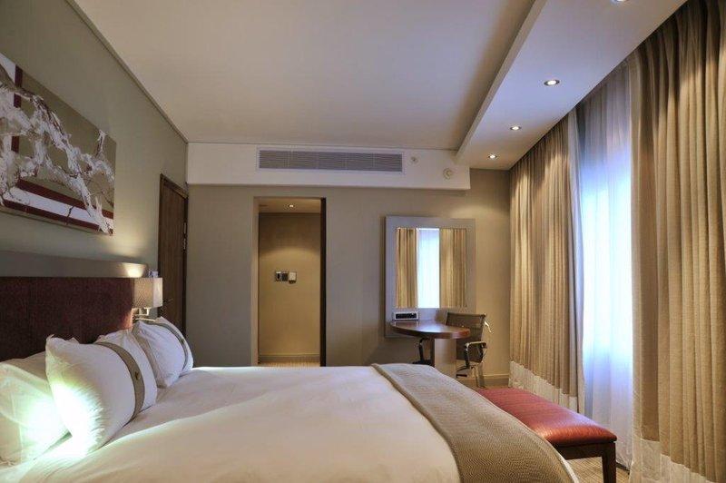 Holiday Inn Johannesburg-Rosebank Kameraanzicht
