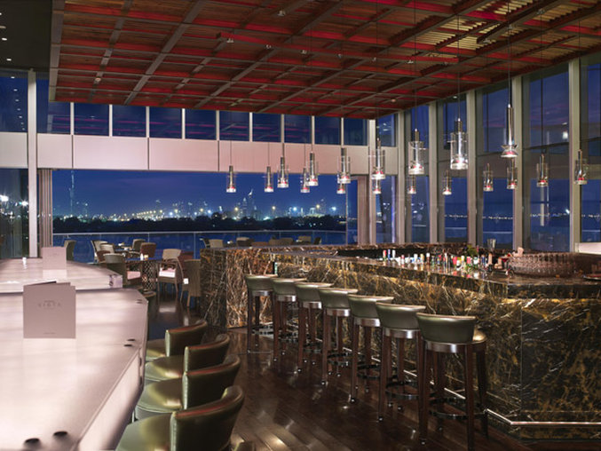 InterContinental Dubai-Festival City Bar/Lounge