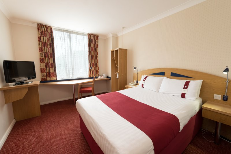 Holiday Inn Express Nottingham City Centre Вид в номере