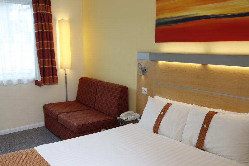 Holiday Inn Express Leeds-Armouries Вид в номере