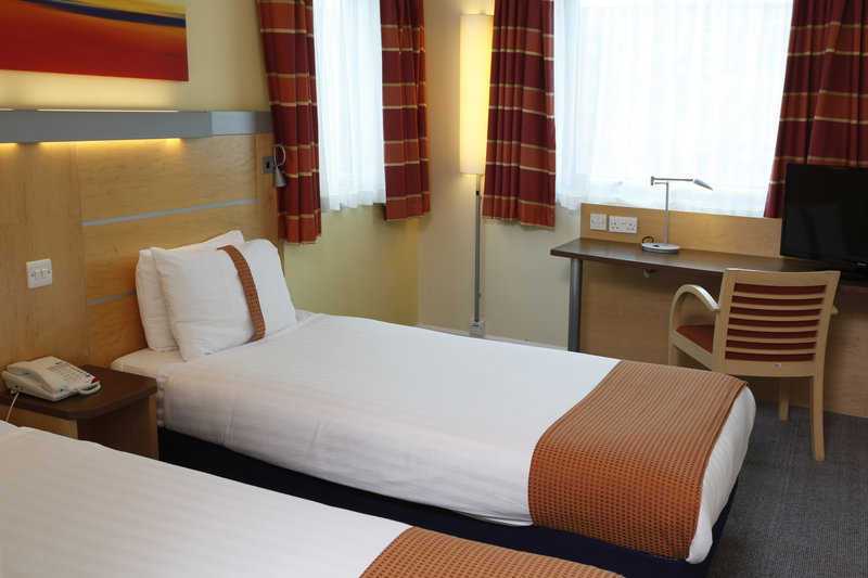 Holiday Inn Express Leeds-Armouries Kameraanzicht