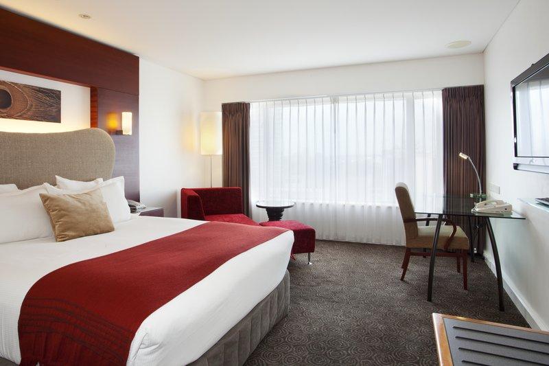 Crowne Plaza Hotel Auckland Vista de la habitación