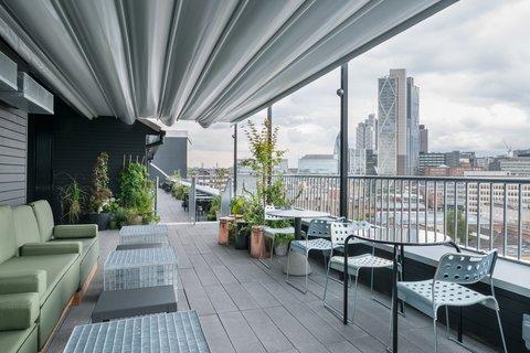 Ace London - Terrace - Ace Hotel London