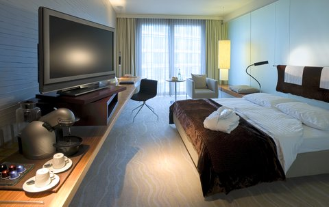 Radisson Blu Hotel Cologne - Business Class Room