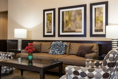 Crowne Plaza ANCHORAGE-MIDTOWN - Crowne Plaza Anchorage-Midtown