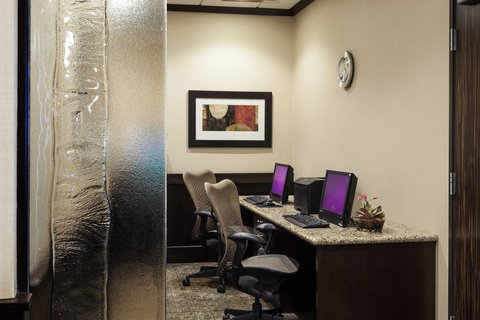 Crowne Plaza ANCHORAGE-MIDTOWN - Business Center