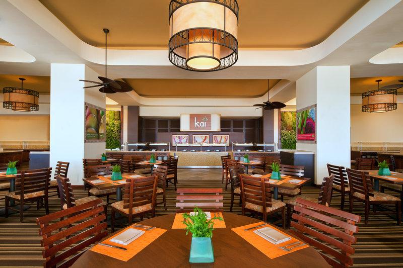Sheraton Waikiki Room Service Menu