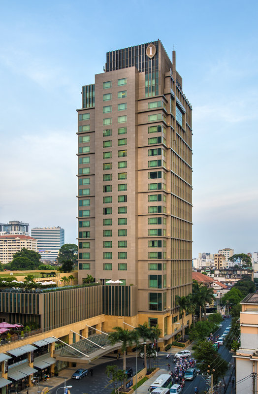 InterContinental Asiana Saigon Vista exterior