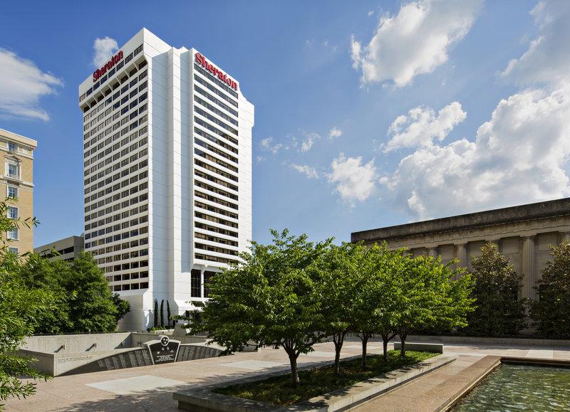 Sheraton Nashville Downtown Hotel - Nashville, TN