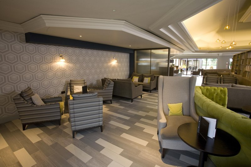 Hilton Bristol Hotel Bar/lounge