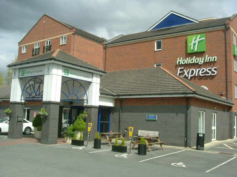 Holiday Inn Express Newcastle-Metro Centre Exterior view