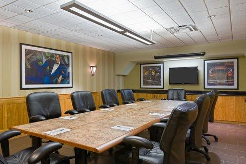 Hampton Inn Danbury - Boardroom