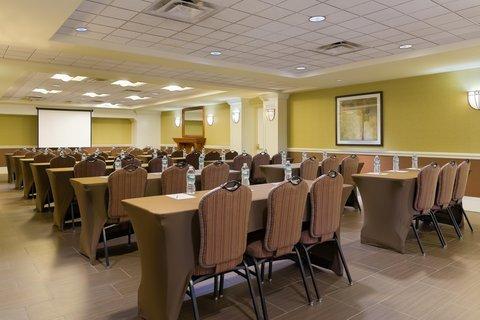 Hampton Inn Danbury - Meeting Room