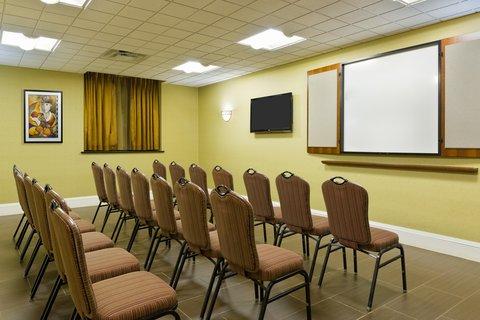 Hampton Inn Danbury - Meeting Room Theatre