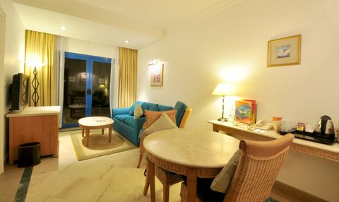فندق هلتون شيخ فيروز - Suite
