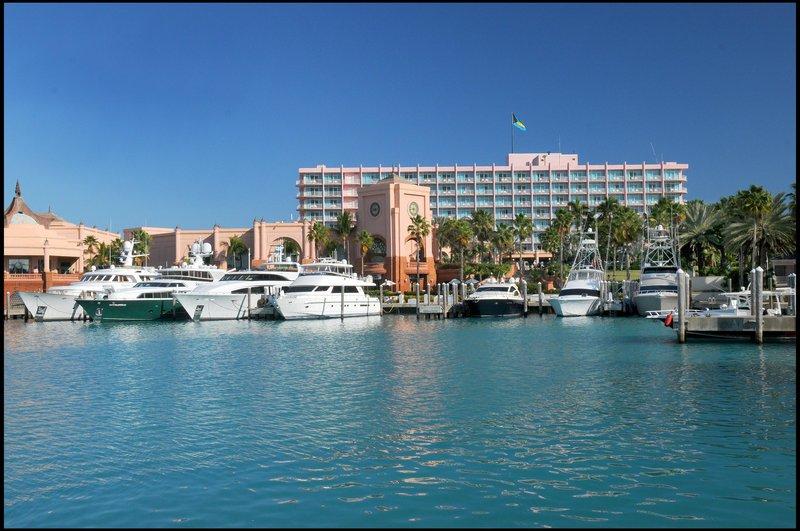 Atlantis Paradise Island Resort Vista exterior
