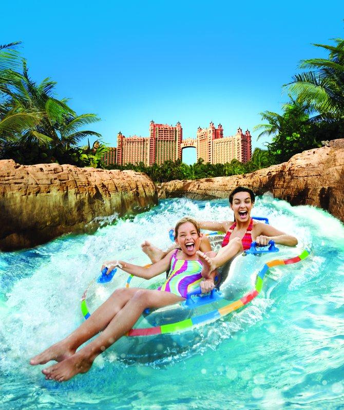 Atlantis Paradise Island Resort Centro de wellness