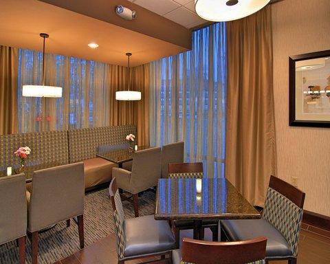 Hampton Inn Gainesville FL - Lobby