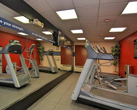 Hampton Inn Gainesville FL - Fitness Center