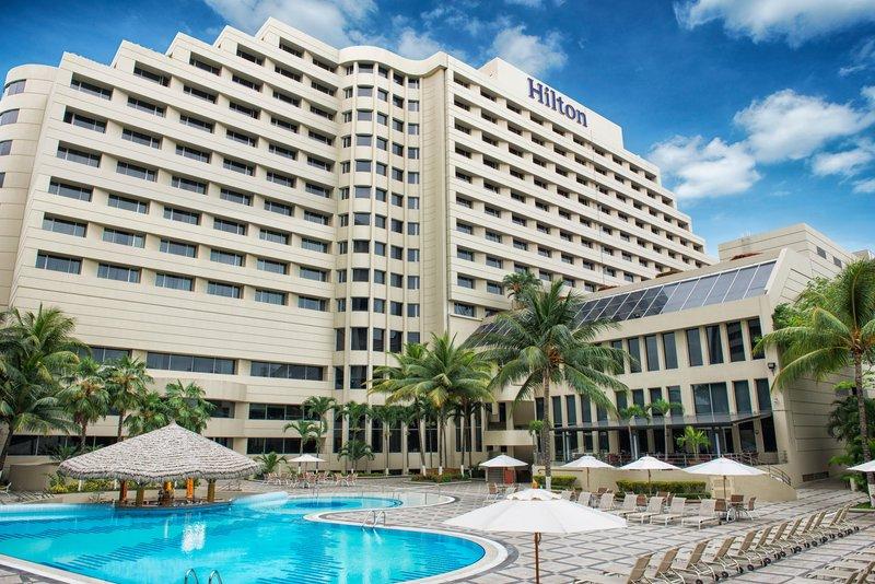 Hilton Colon Guayaquil hotel Widok z zewnątrz
