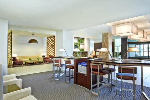 The Westin Wilmington - Lobby