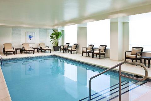 The Westin Wilmington - Indoor Pool