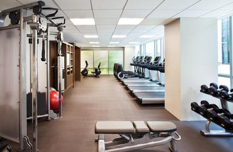 The Westin Wilmington - Westin Workout Fitness Studio