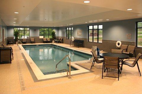 Hampton Inn Bridgeville - Pool