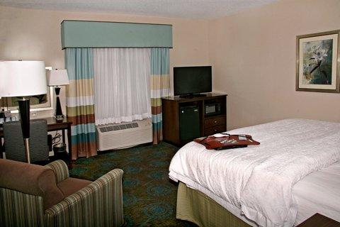 Hampton Inn Bridgeville - King Room