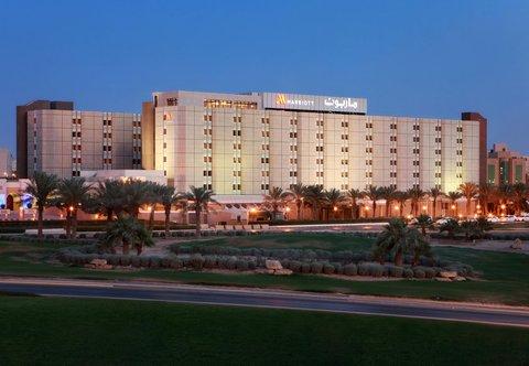 فندق ماريوت الرياض - Exterior