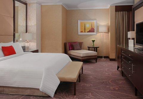 فندق ماريوت الرياض - Royal Suite Bedroom